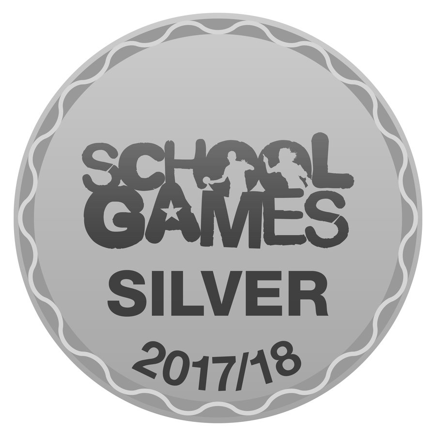 We are delighted to achieve the Silver School Games Mark!