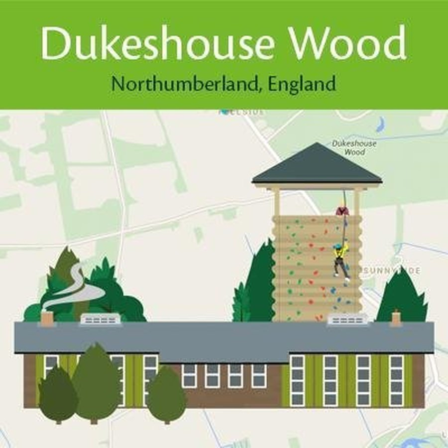 Click on the image to discover what we got up to during our residential trip to Dukeshouse Wood.