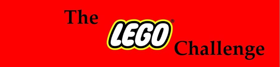 Click here for a weekly Lego Challenge