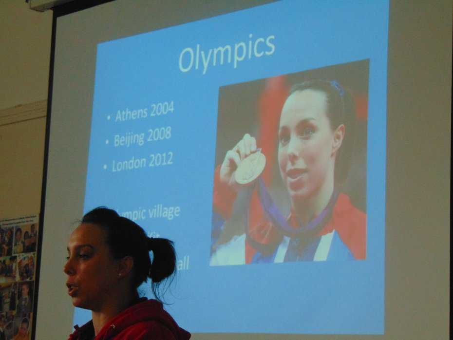 Beth tweddle screen