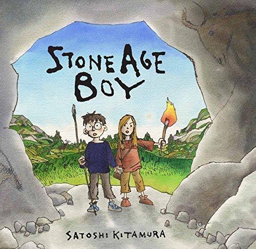 Stone Age Boy book cover