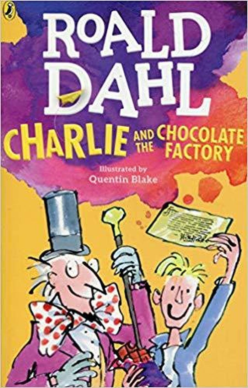 Charlie & the Chocolate Factory - Roald Dahl