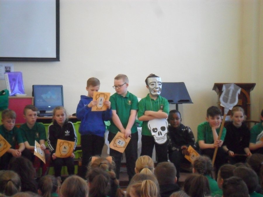 5P's Class Assembly