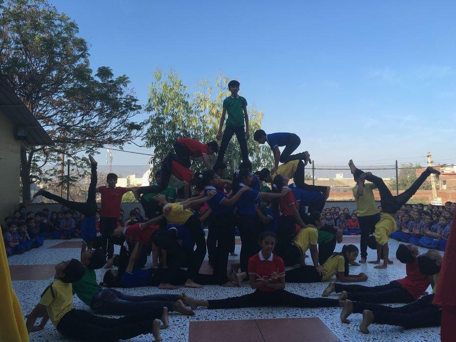 Southroyd Primary School - India Blog 2019