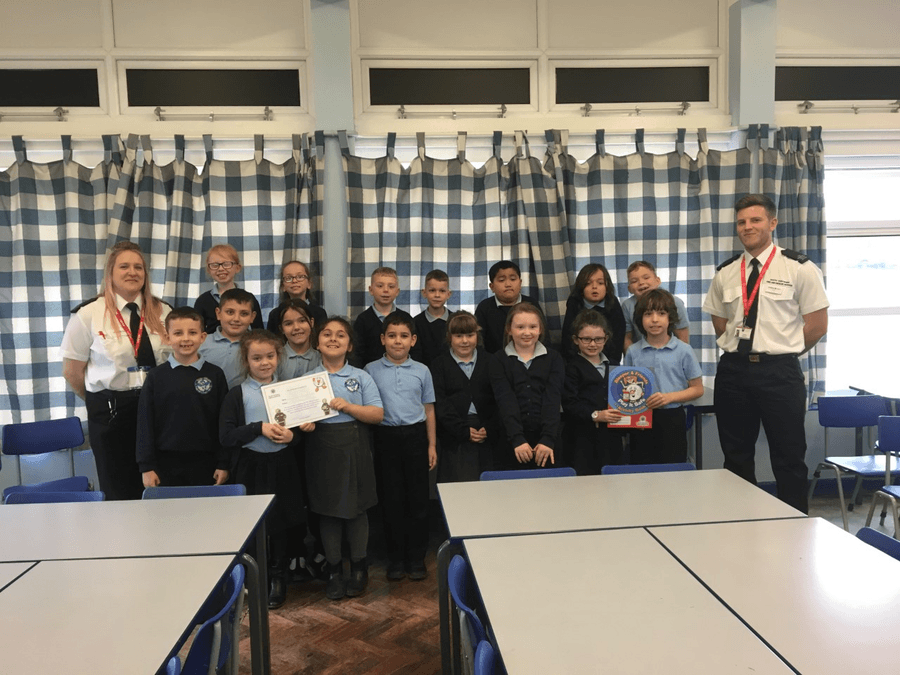 Year 3 Fire Safety Visit