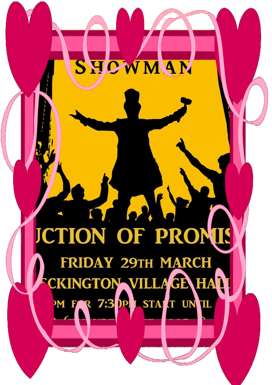 FOES Auction of Promises 2019