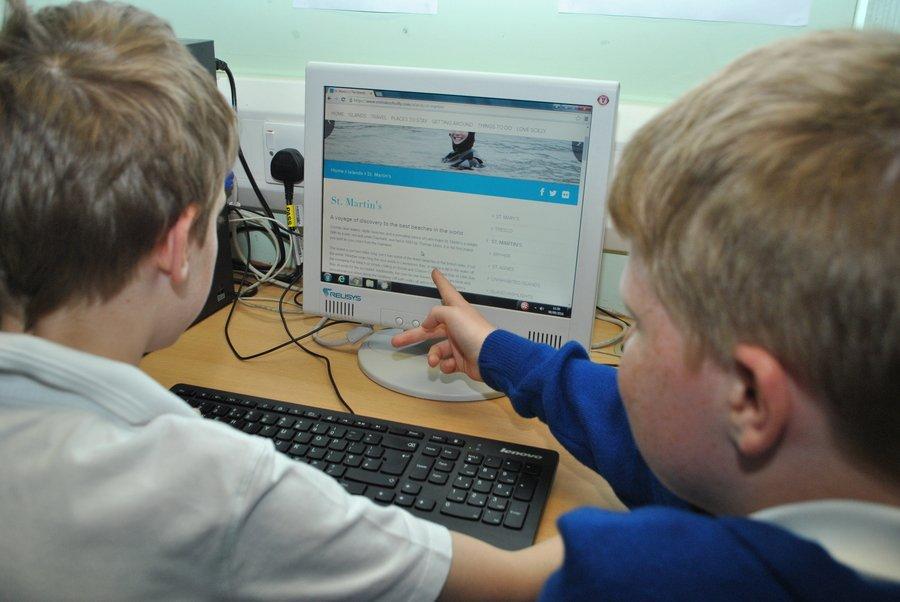 School Blog