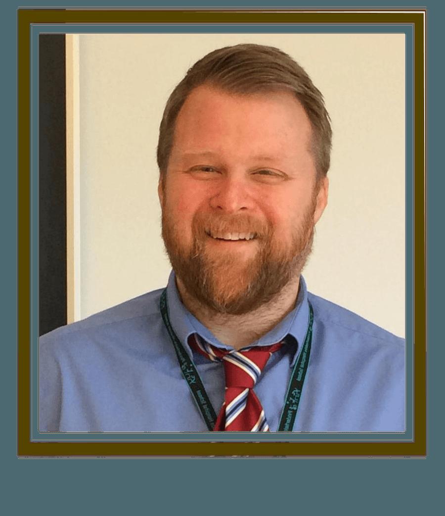 Mr Booth - Deputy Designated Safeguarding Lead