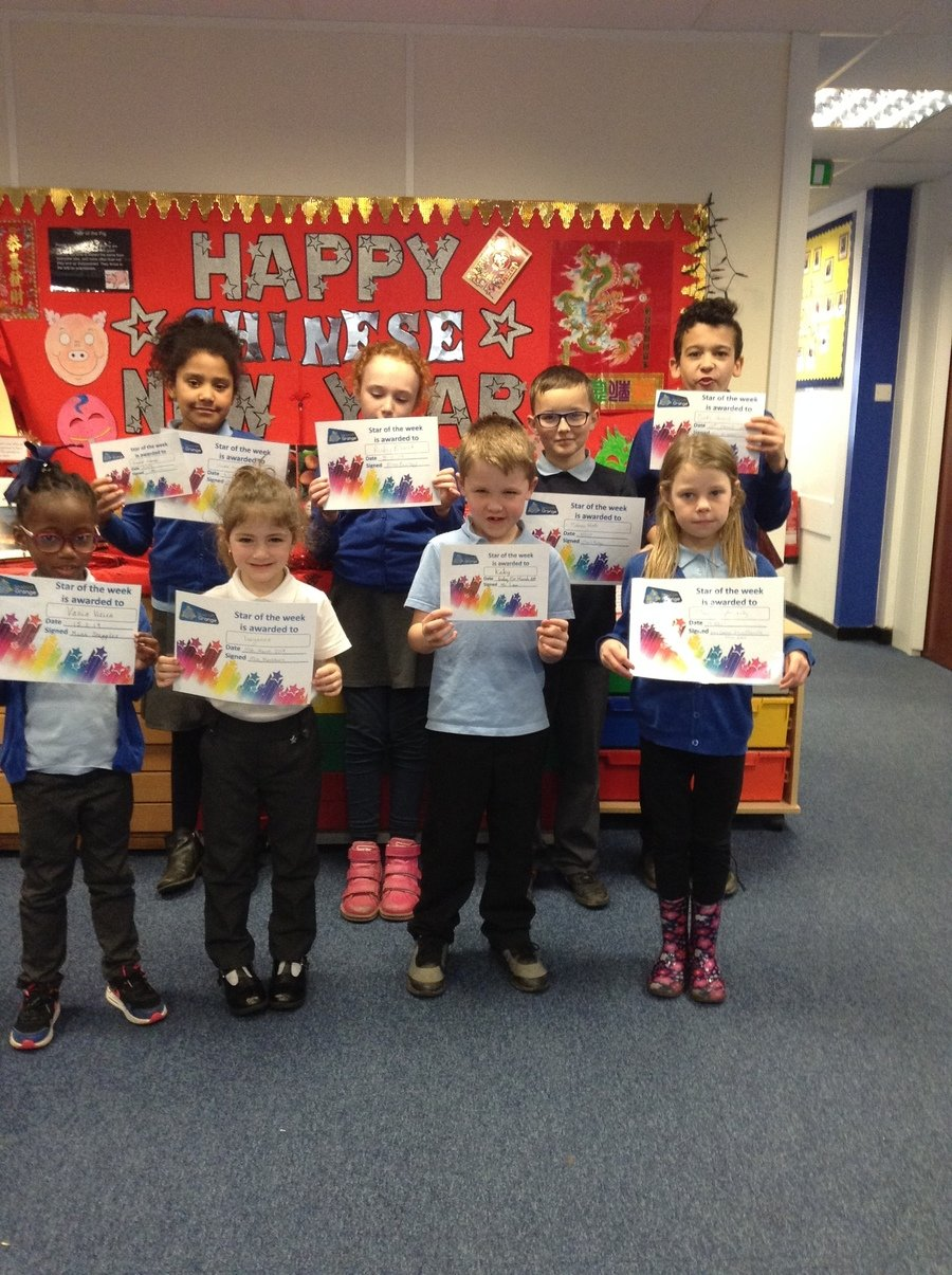 Star of the Week - 15/03/2019