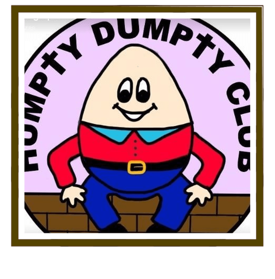 Humpty Dumpty Club- Fridays