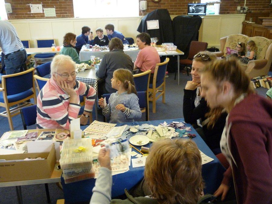 Train Fund Raising Event Activities