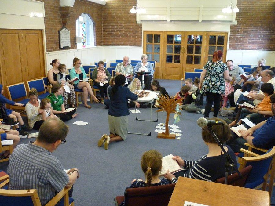 Midweek Messy Worship