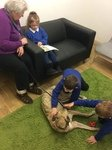 Willow Pet Dog Therapy Pic 3 19.3.19.JPG