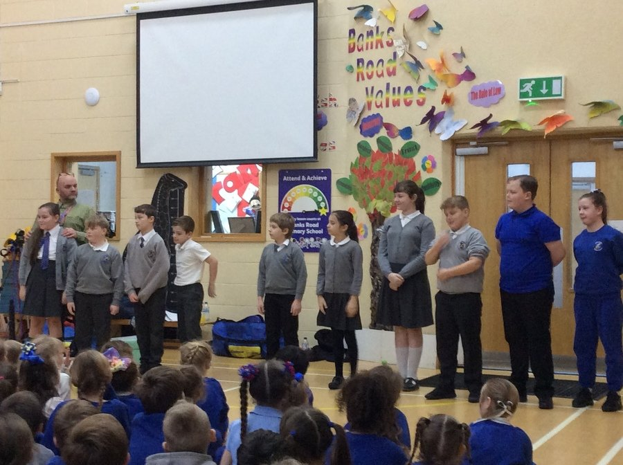 Here are our Anti-Bullying Ambassadors