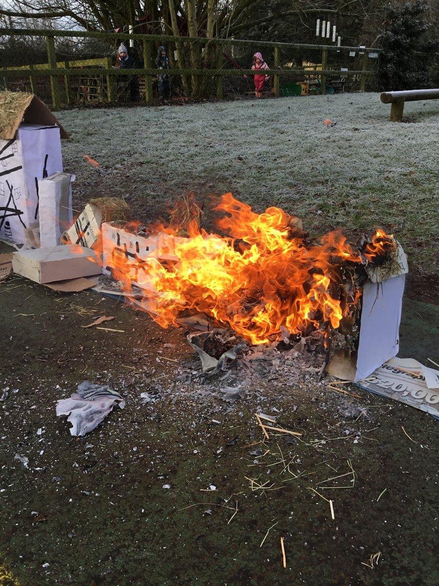 Londons Burning!