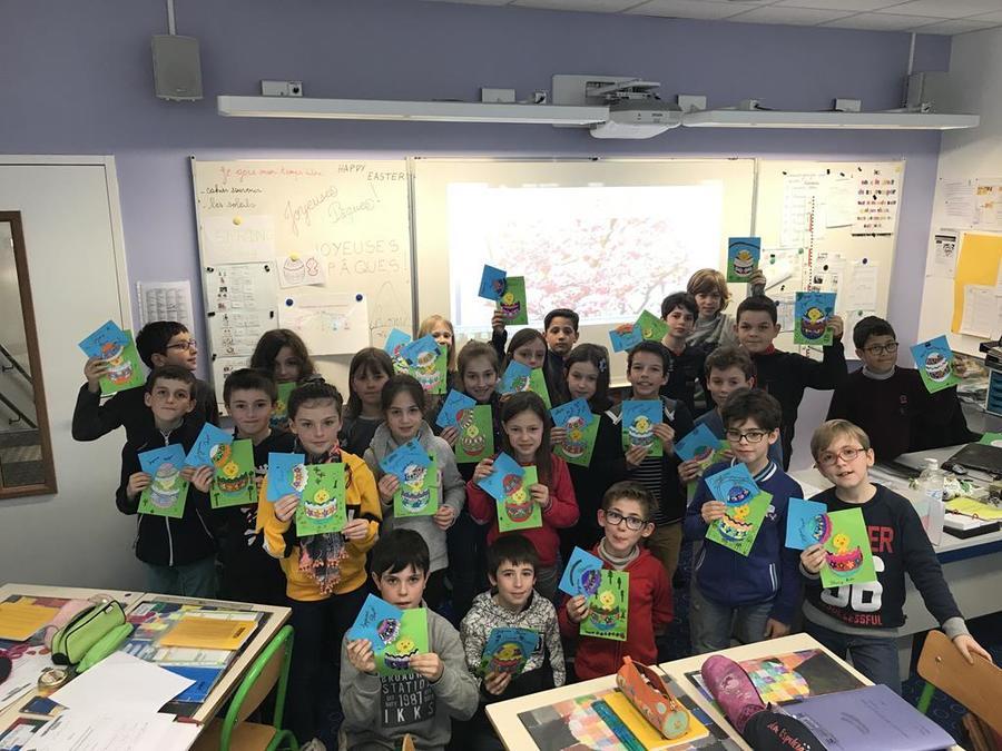 Copley Junior School - International Links