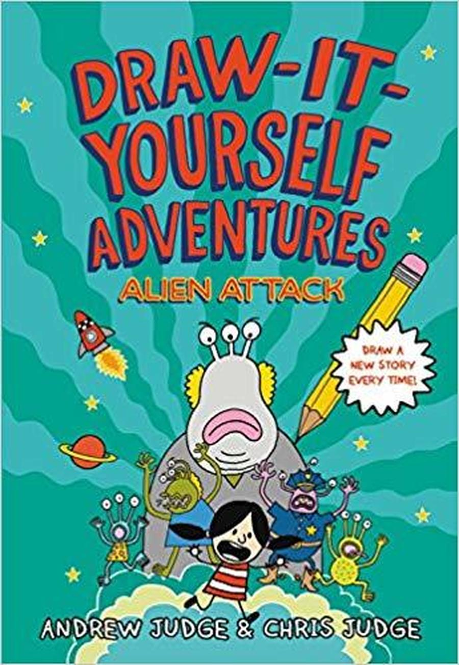 Draw It Yourself Adventure - Andrew & Chris Judge
