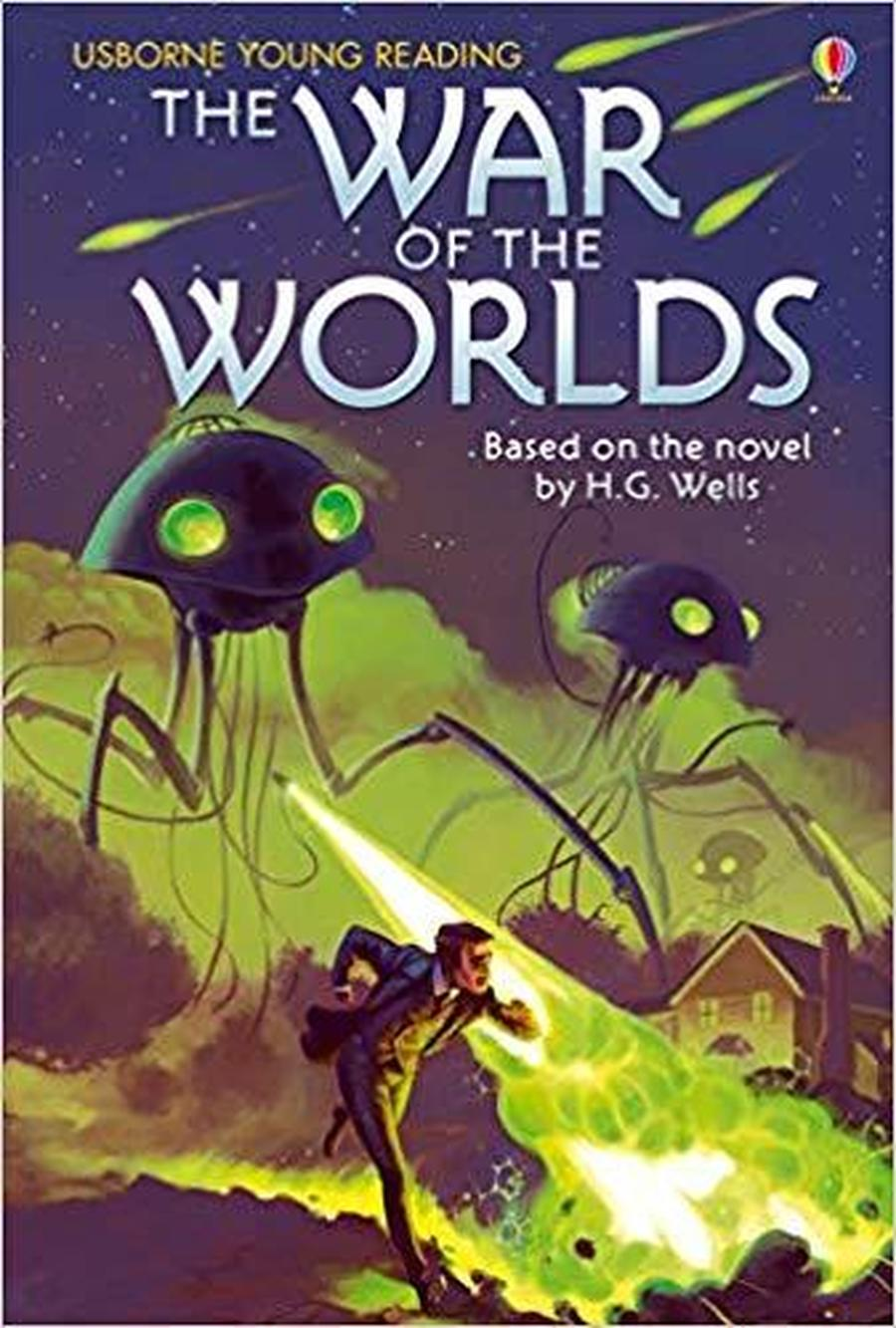 War of the Worlds (based on an original) by H G Wells