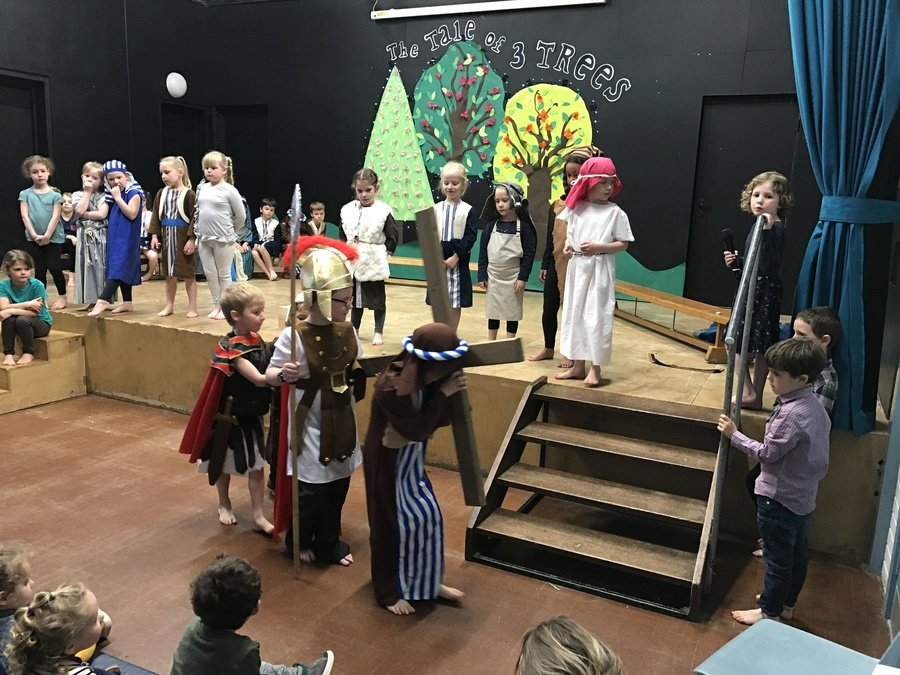The Tale of Three Trees - Y1