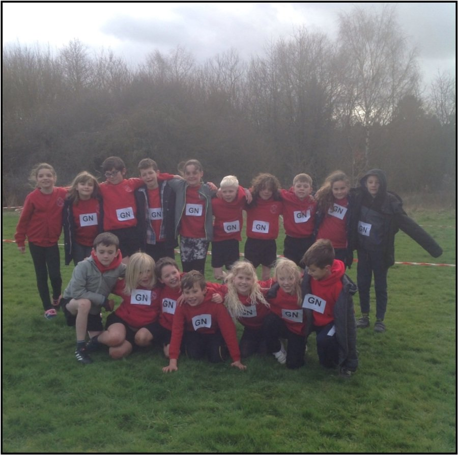 Woodford Halse Cross Country Mar 2019