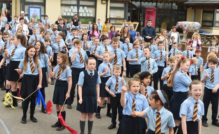 Enniskillen Integrated Primary School - Integration