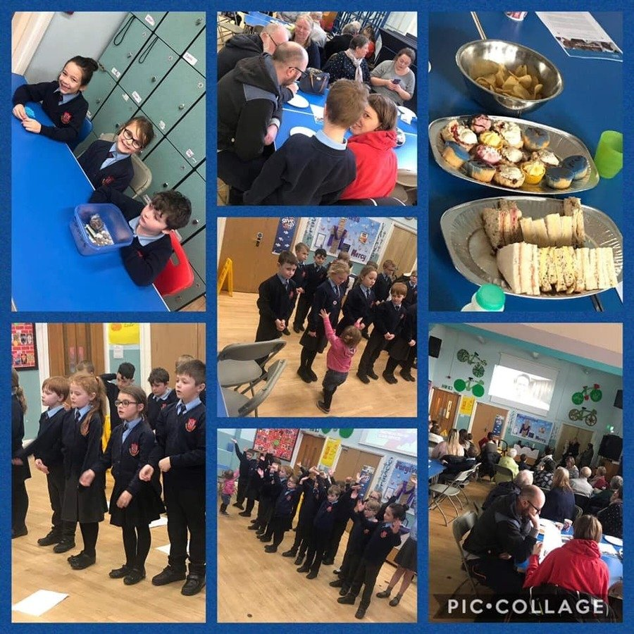 Year 3 tea party to fundraise for Mary's Meals