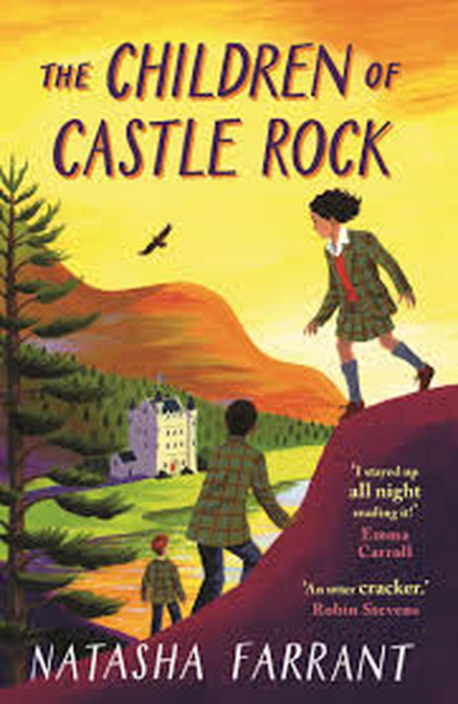 The Children of Castle Rock - Natasha Farrant
