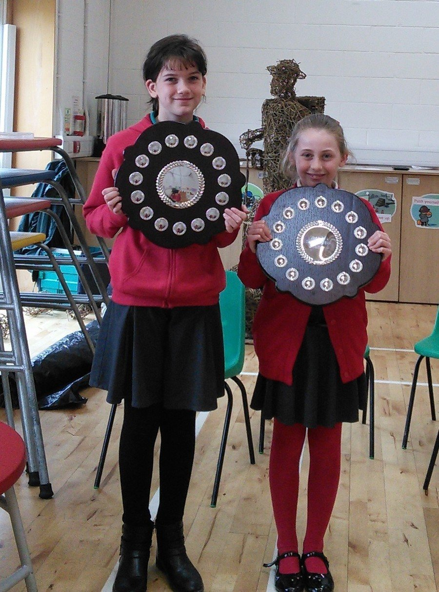Congratulations to Honor and Alice, our upper KS2 and lower KS2 spelling bee champions