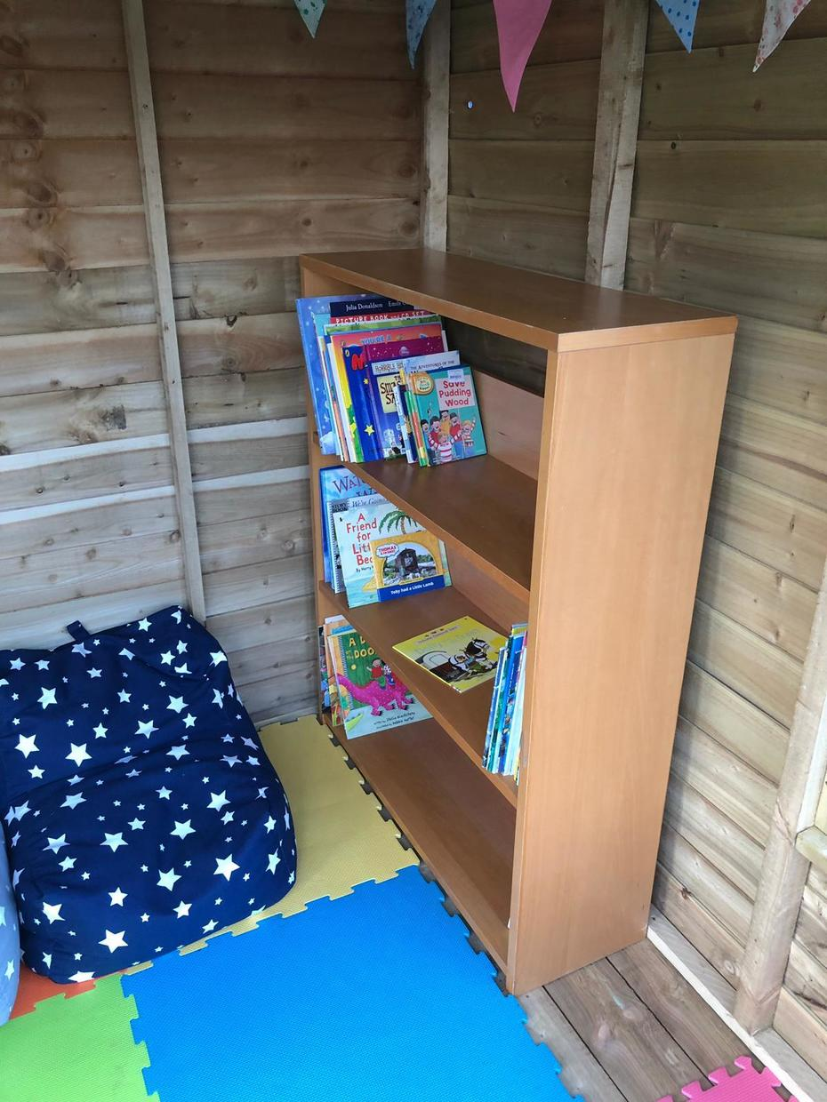 Reading Shed