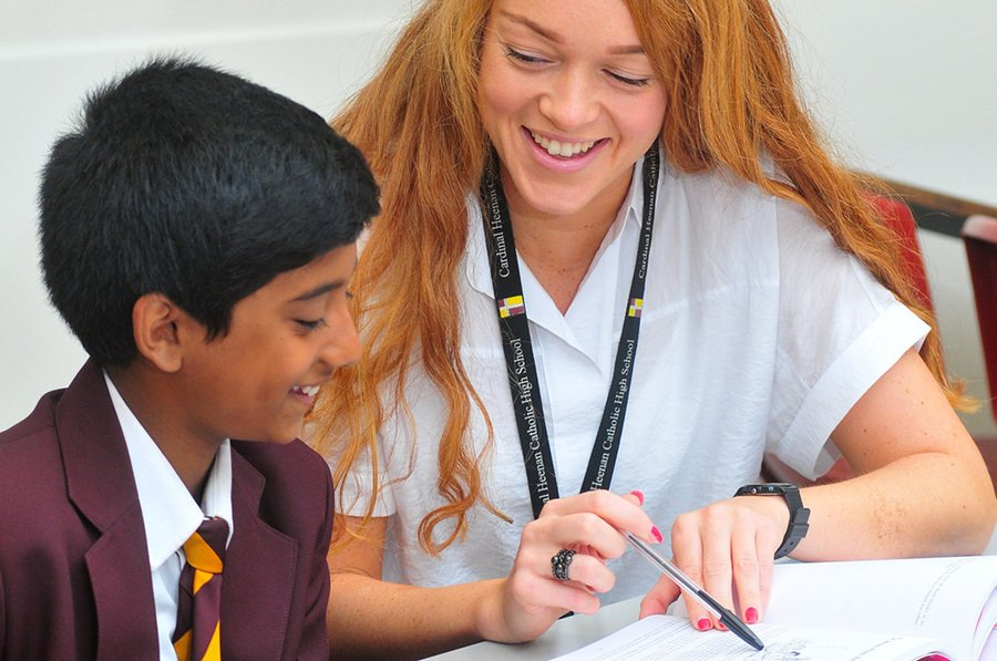 We help all learners to grow, treating one another with respect and generosity.