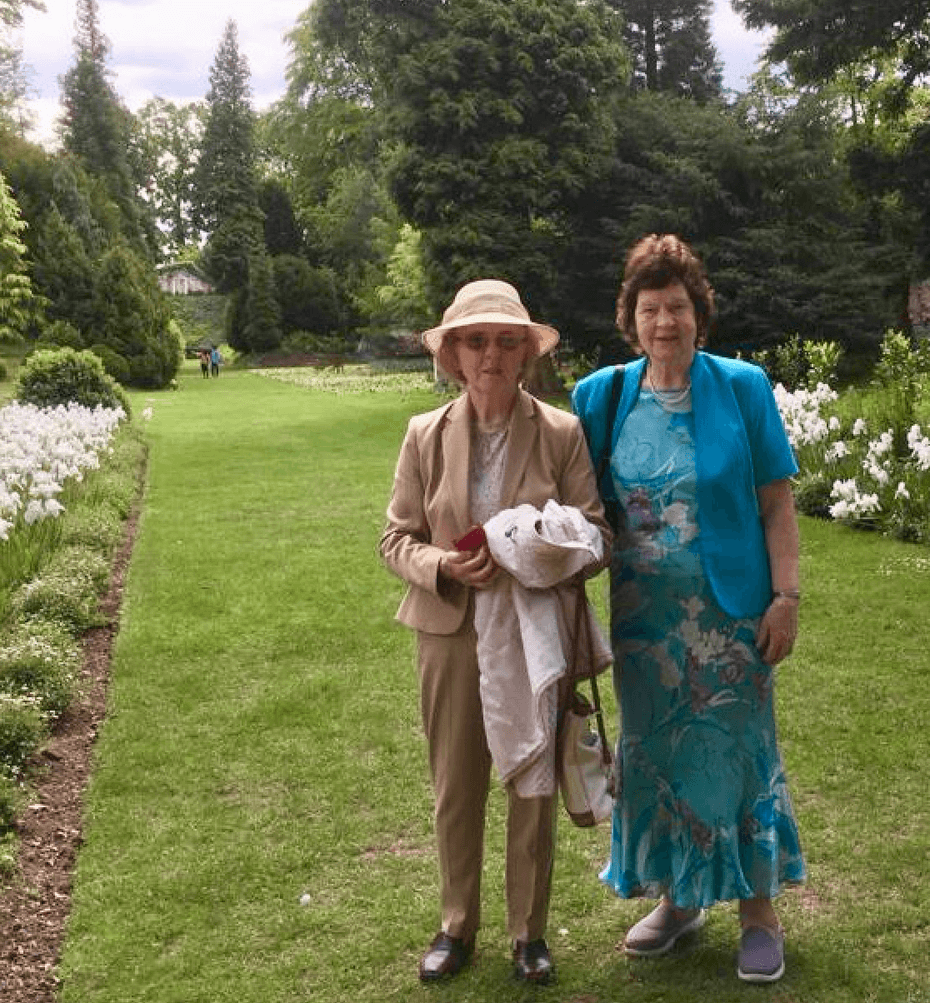 Brodsworth Moira and Anne