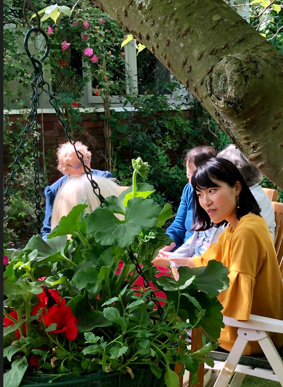 2 Herbert garden 2019