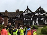 We visited Speke Hall to learn more about life in Tudor times.