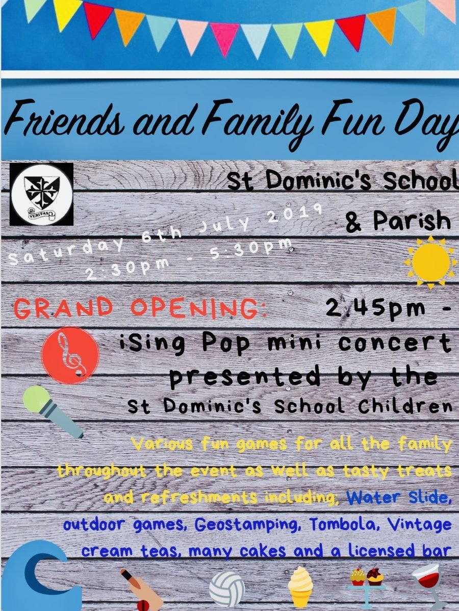 Friends & Family fun day