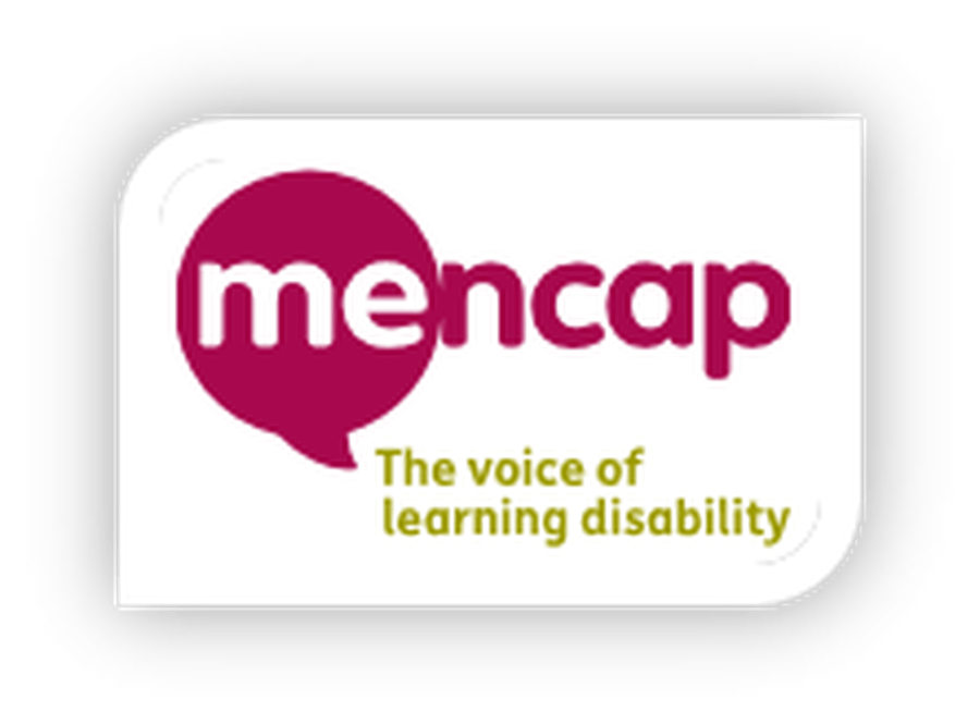 Click here to go to the Mencap website