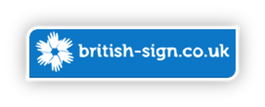 Click here to visit the British Sign Language website