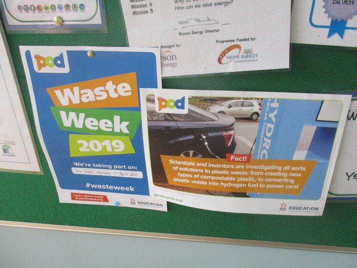 Edwards Primary School and Nursery Unit - Eco Council