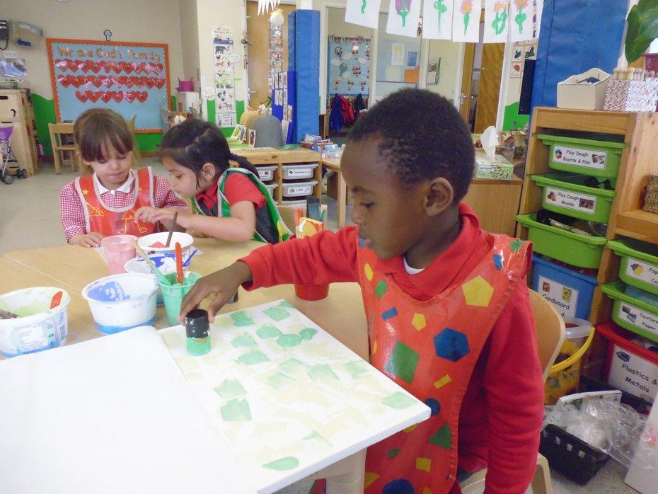 Nursery Art and Craft
