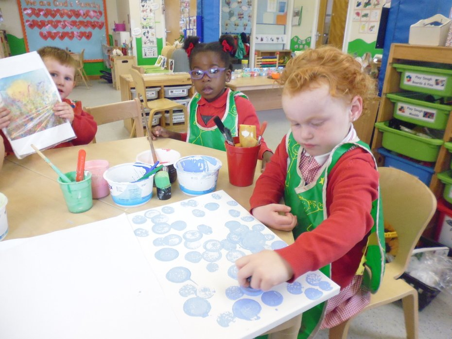 Nursery Art and Craft