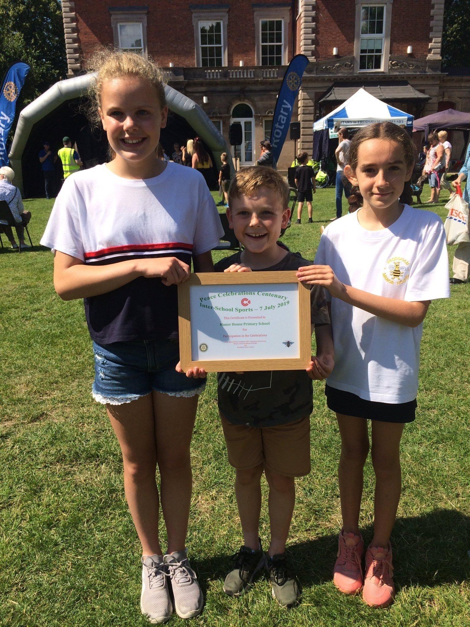 Frodsham Manor House Primary School - Welcome
