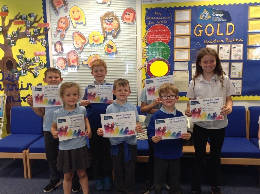 Star of the Week -12/07/2019