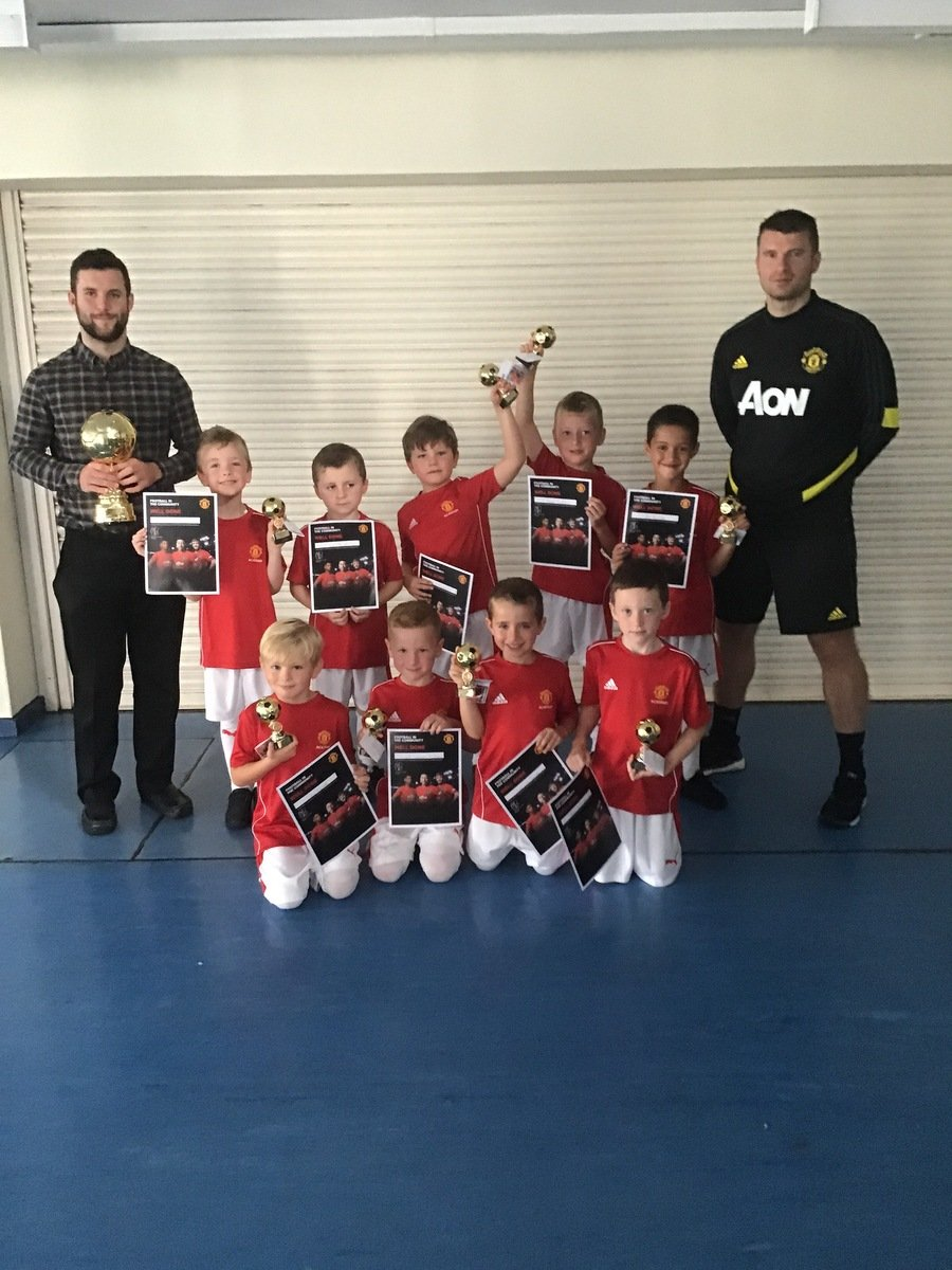 Year 2 Football Team could not defend their title due to unforeseen circumstances
