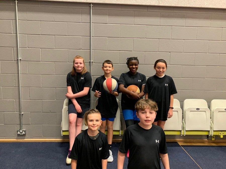 Basketball Team 2018-2019