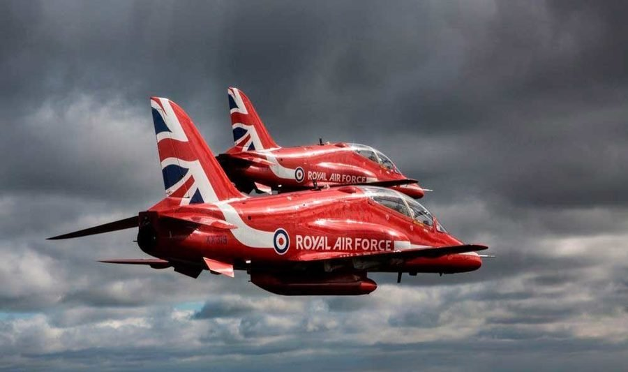 The Red Arrows - Year 1