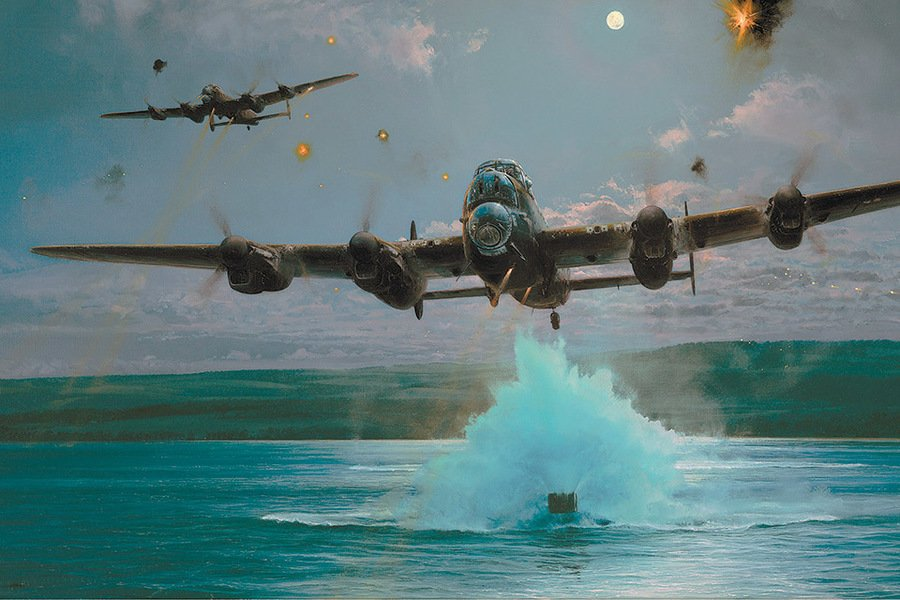 The Dambusters - Year 4