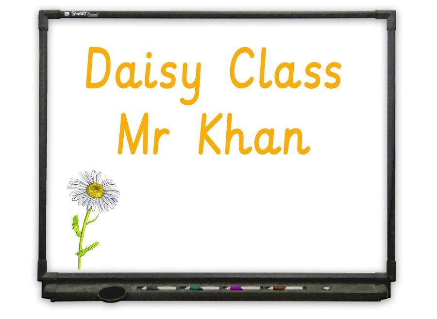 Reception, Year 0 - Go to Daisy Class