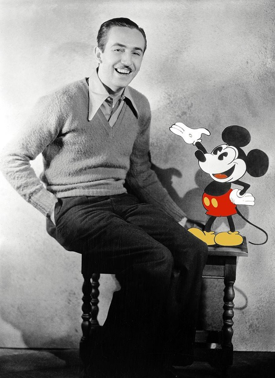 Meet Walt Disney