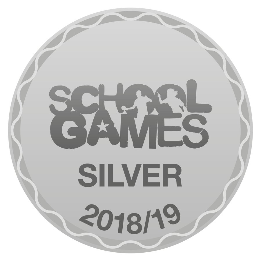 We are delighted to achieve the Silver School Games Mark and have been awarded it again for 2018/19!