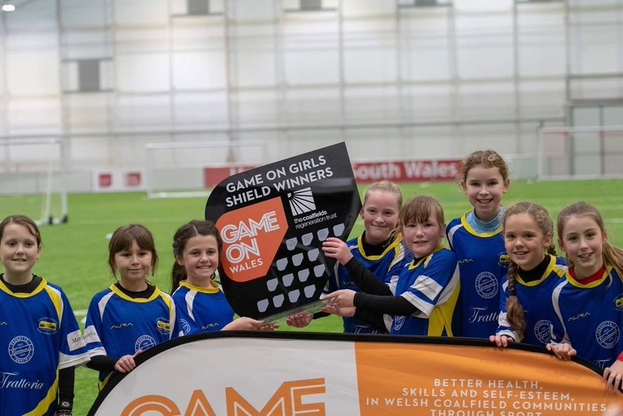 Game On Wales Champions 2019