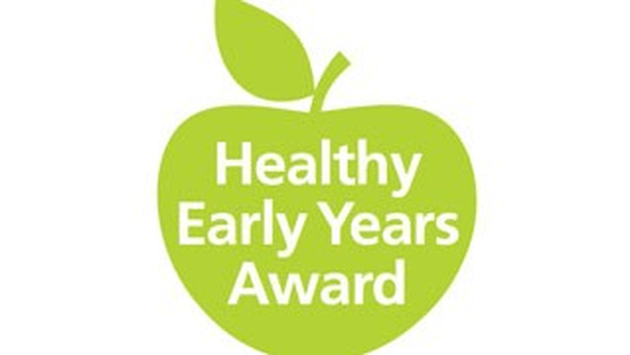 Healthy Early Years Award